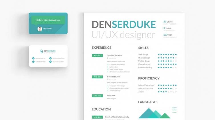 设计师,你的简历上应该展示这10项技能