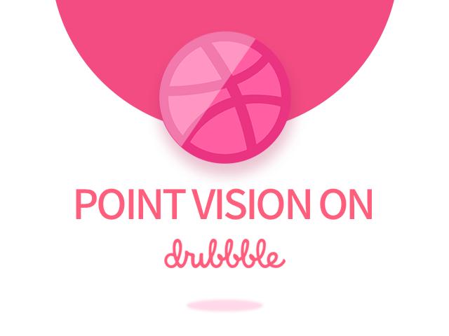 Point Vision- 近期追波一组动效~~