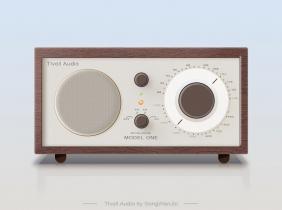 写实收音机练习