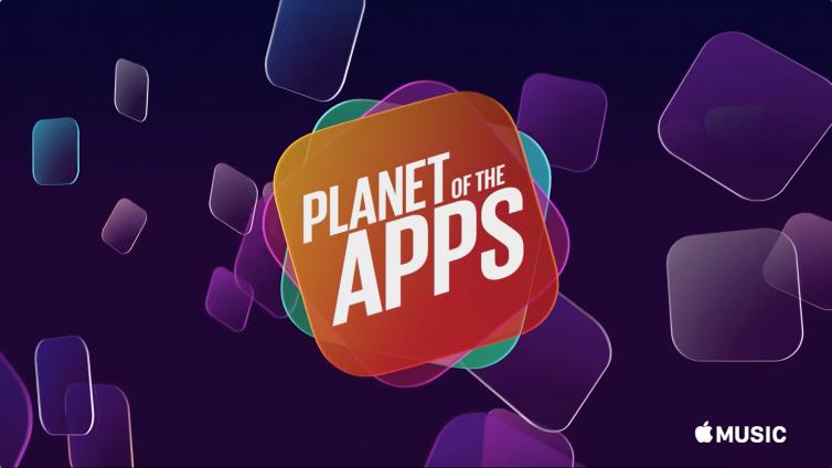 苹果真人秀节目:App星球 用60秒实现你的梦想