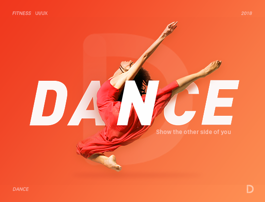 DANCE -- 运动类APP