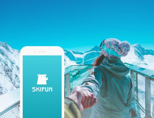 SKIFUN 分享你的滑雪乐趣