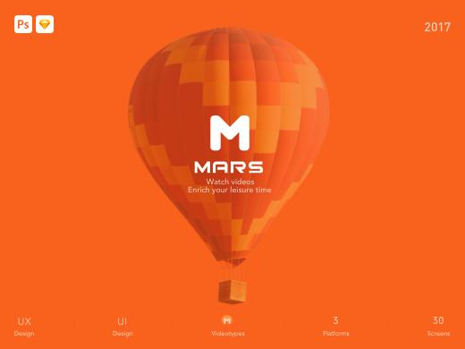 Mars短视频app