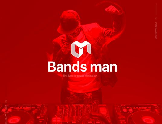 Bands man 音乐APP