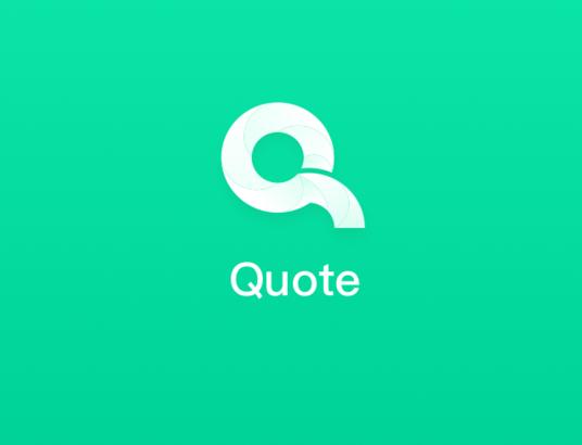 Quote-一款知识问答与实时互动问答交流APP