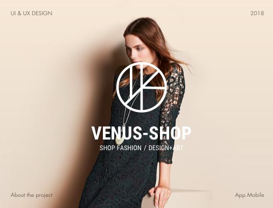 VENUS-SHOP APP