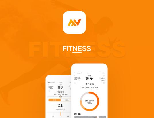 FITNESS-健身App