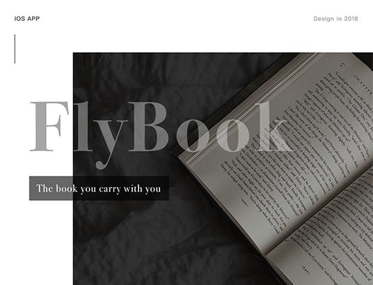 Flybook-最适合你的移动书架