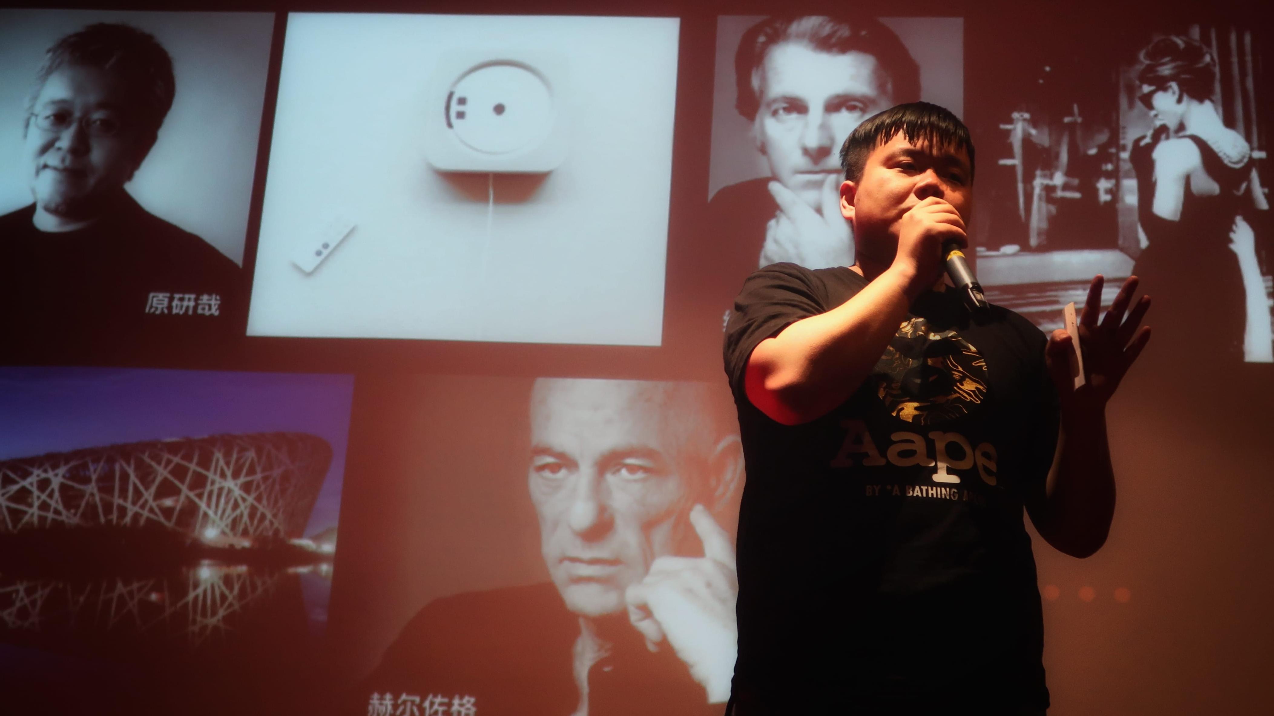 泡泡老师的TED演讲:中国互联网职场中UI设计到底是什么